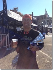 tough mudder--i dont always drink beer