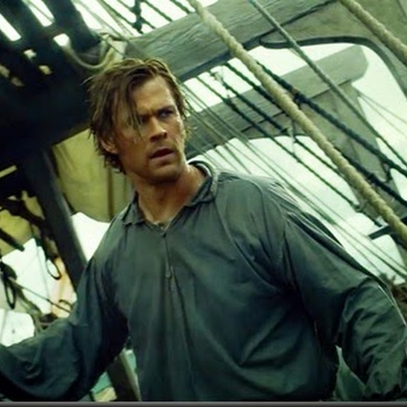 "Chris Hemsworth's ""In the Heart of the Sea"" Launches First Trailer"