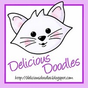 Delicious Doodles Logo
