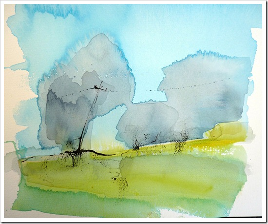 ruth mccabe watercolor painting
