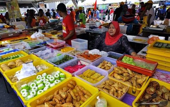 kuih bazar ramadhan putrajaya