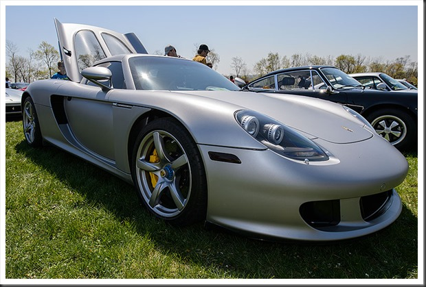 2005 Carrera GT at Hershey Car Show
