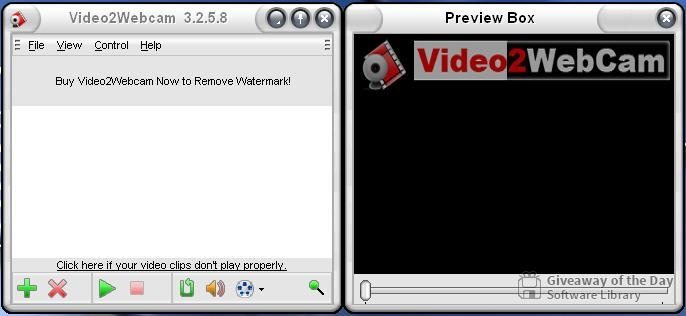 Video2Webcam v3.6.3.2 Full İndir