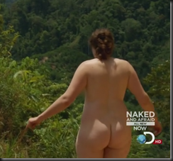 from Maison butts on naked and afraid