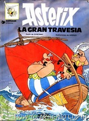 P00023 - Asterix La gran Travesia.