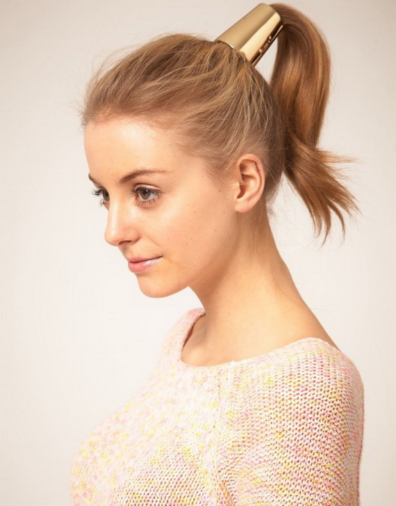 Ponytail Hairstyles Indian Makeup And Beauty Blog