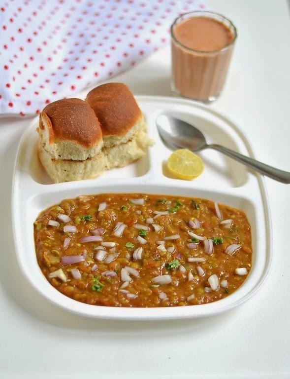 Mumbai special Pav bhaji recipe