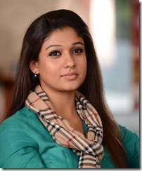 Actress Nayanthara Cute Love Story Movie Images