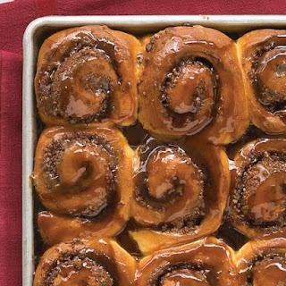 Cinnamon-Nut Buns