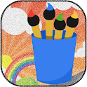 Paint Kids icon