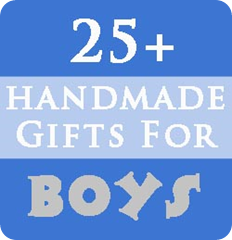 handmade toys for boys