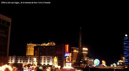Obiective turistice SUA: Las Vegas