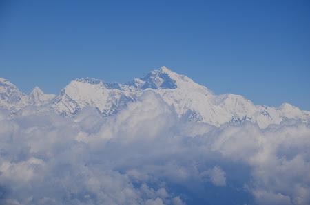 Kathmandu - Paro flight: Everest