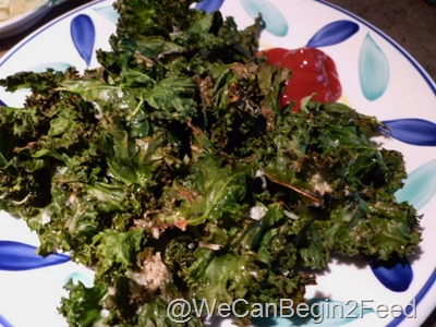 April 16th Kale Chips 011
