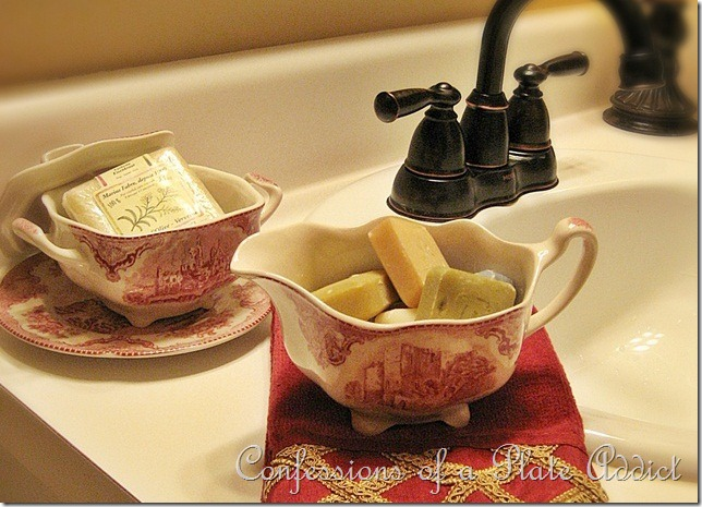 CONFESSIONS OF A PLATE ADDICT Frenchy Guest Bath4