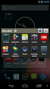 Folder Organizer lite - screenshot thumbnail