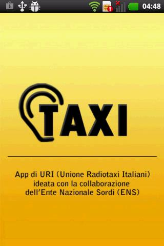Taxi Sordi- screenshot