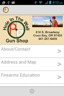 Hole in The Wall Gun Shop- screenshot thumbnail