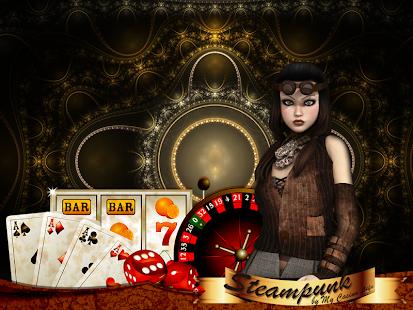 Steampunk Slot Machines HD
