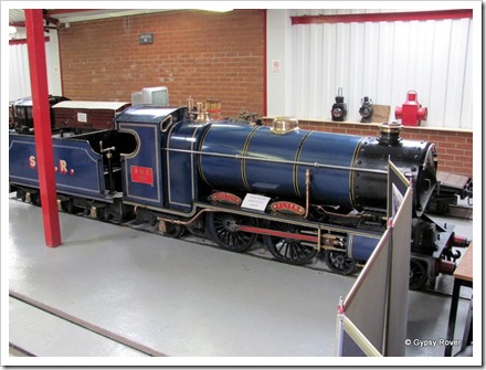 """Sutton Flyer"". Another Sutton collection loco built 1950."