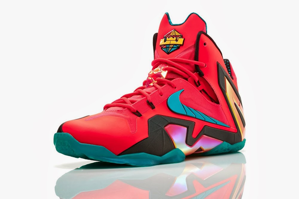 73849bf61d6e8 ... Nike Basketball Elite Series Hero Collection Including LeBron 11 ...