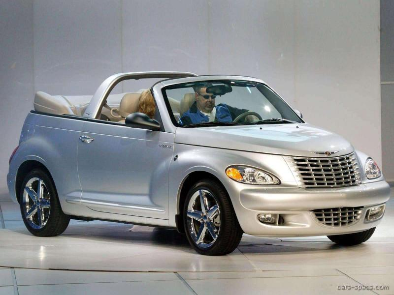 2007 chrysler pt cruiser convertible specifications pictures prices. Black Bedroom Furniture Sets. Home Design Ideas