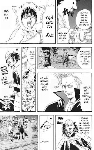 Gintama Chap 82 page 17 - Truyentranhaz.net