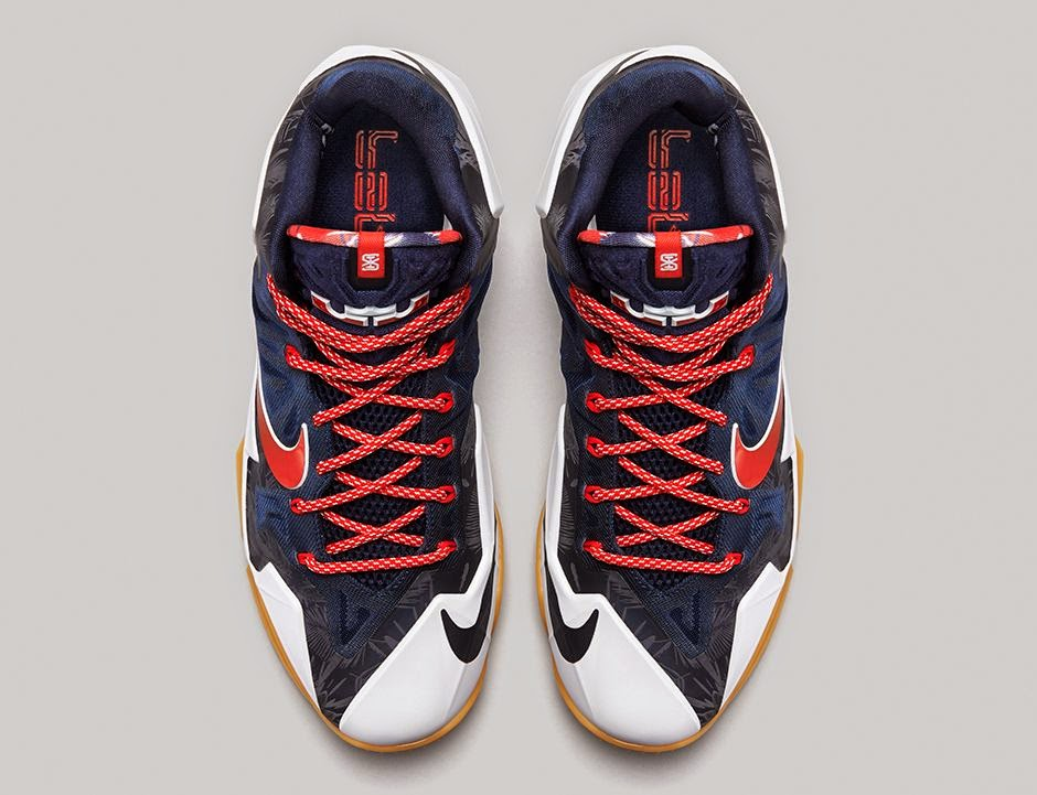 ... Release Reminder Nike LeBron XI to Rock on July 4th e8ec8b344