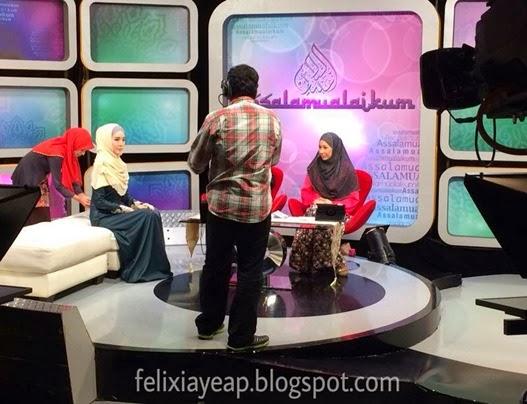 felixia yeap rancangan al hijrah