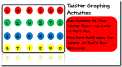 Twister Math Fun for Kids