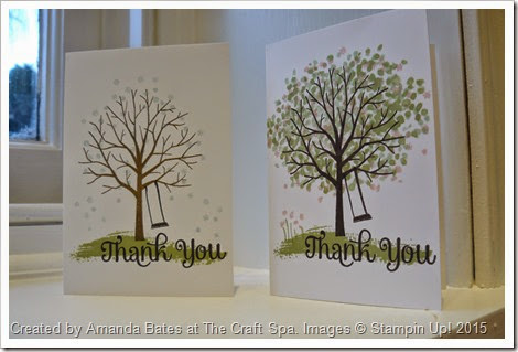 Sheltering Tree Thank You Notecards, Amanda Bates, The Craft Spa, 2015_01 (1)