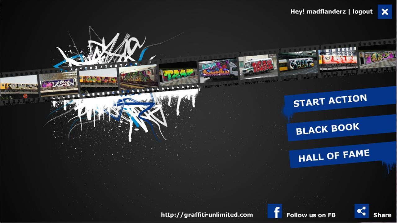 Graffiti creator online android - Graffiti Unlimited Screenshot