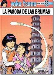 P00023 - Yoko Tsuno  - La pagoda d