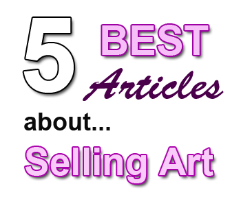 articles about selling art