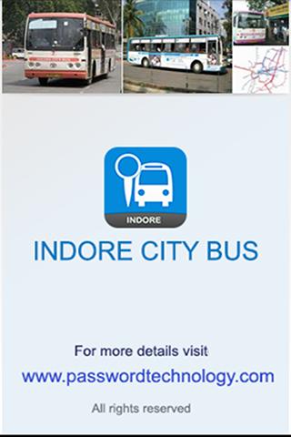 Indore City Bus