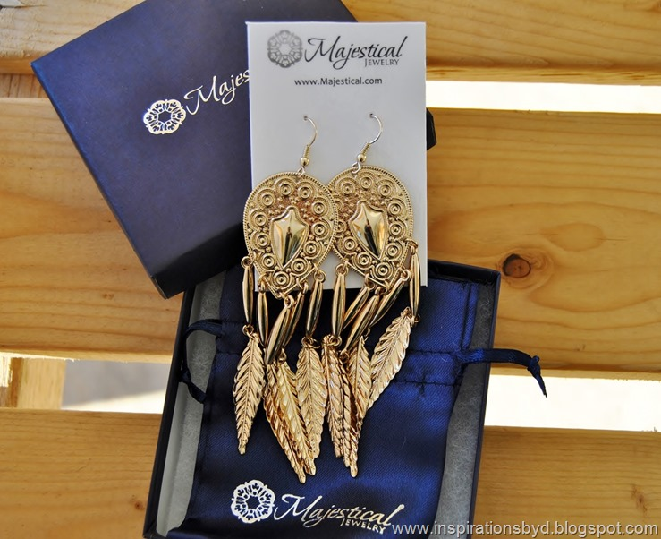 Majestical Earrings