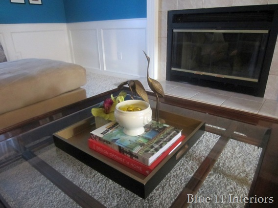Blue 11 Interiors How I Styled My Coffee Table According