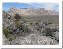 Ken's Photo Gallery: NV-160 Towards Pahrump and Death Valley