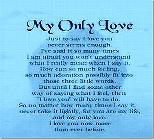 Ecards true love