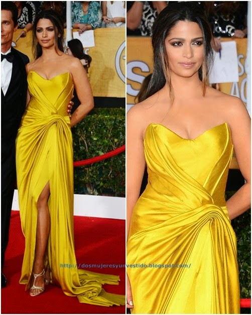 Camila Alves - 20th Annual Screen Actors Guild Awards