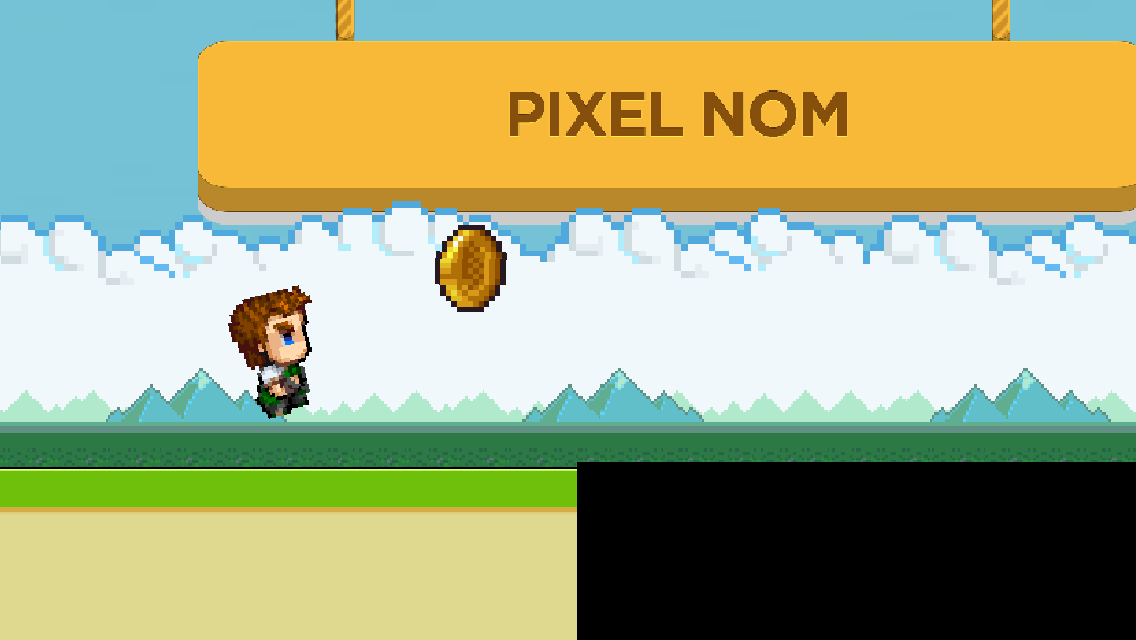 Pixel Nom- screenshot