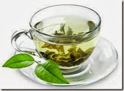Decaffinated Green Tea in Heart burn acid reflux or Barrett esophagus
