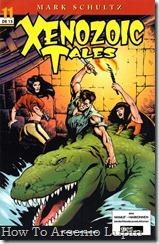 P00011 - Xenozoic Tales #11