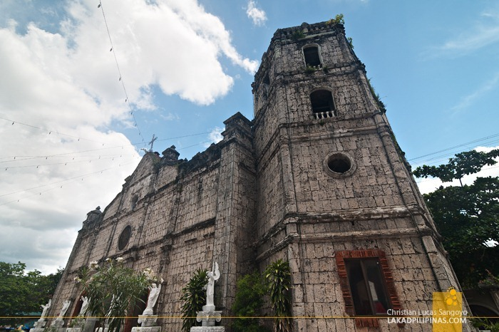 Danao Church's Octagonal Belfry