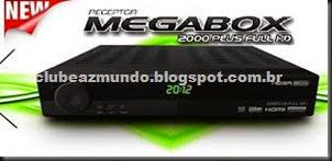 ATUALIZAÇÃO MEGABOX 2000 HD PLUS