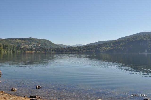 Lac d'Issarlès photo #489