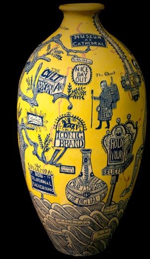 Grayson Perry Pot
