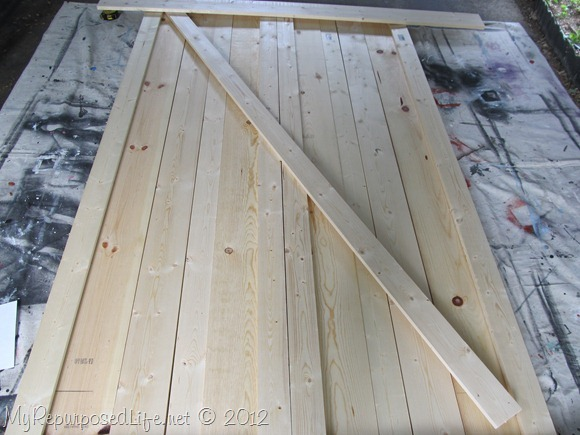 How To Build Diy Barn Doors My Repurposed Life
