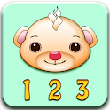 Animals Kids Math Game icon
