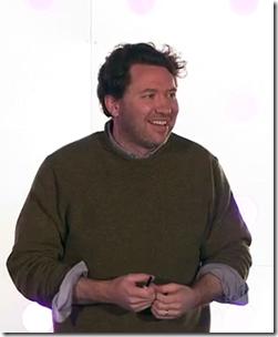 Josh Coate在rootstech 2012提供主题演讲